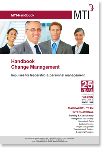 MTI download product: Handbook Change Management