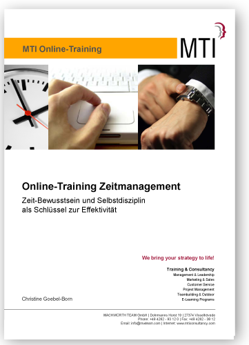 Online Training: Zeitmanagement