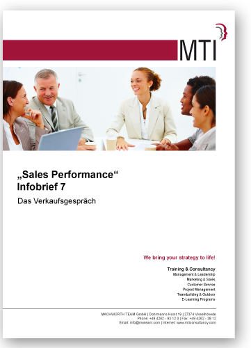 MTI Learning Prompt: The Sales Pitch
