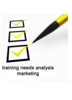 MTI Checkliste: Trainingsbedarfsanalyse - Marketing