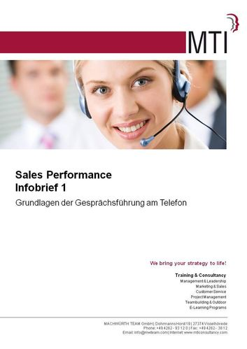 MTI Infobriefe Sales Performance: Bundle