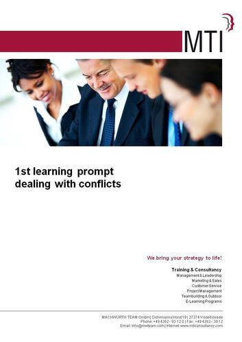 MTI Download Bundle: Learning prompts dealing with conflicts