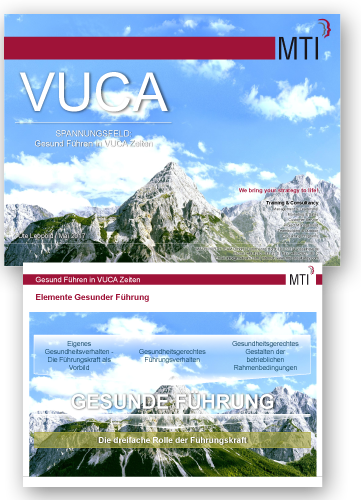 MTI Podcast: Steady leadership in a VUCA world
