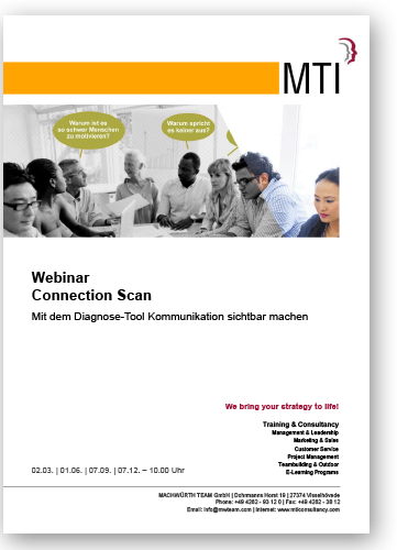 Webinar Connection Scan